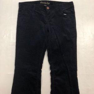 NEW American Eagle Womens Jeans Pants 4 Corduroy